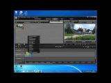 Как сделать стоп кадр и обратное воспроизведение на Pinnacle Studio16?