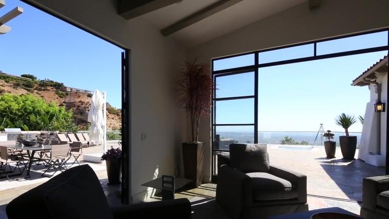 Matt Kemp Los Angeles House 9212 Nightingale Dr Los Angeles CA 90069