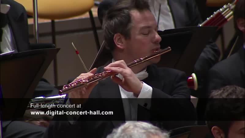 Debussy Prlude laprs midi dun faune Rattle Berliner Philharmoniker