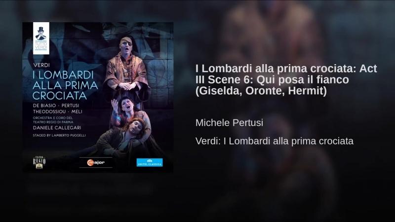 5.I Lombardi alla prima crociata_ Act III Scene 6_ Qui posa il fianco (Giselda, Or