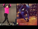 Sunny Leone Hot And Motivation Workout on Instagram