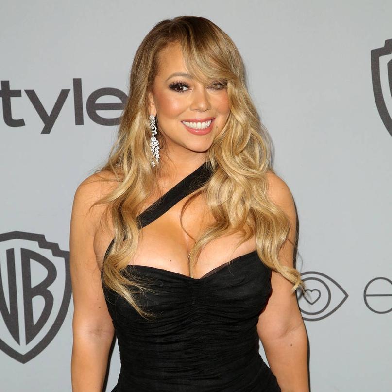 Mariah Carey выпустила клип «With You»
