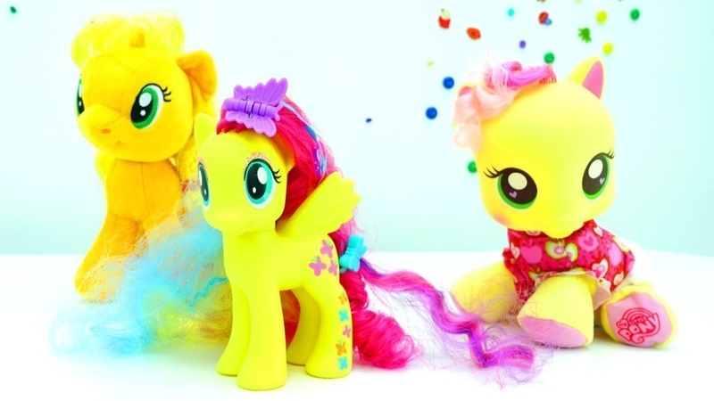 My Little Pony auf Deutsch . Fluttershy bekommt eine neue Frisur