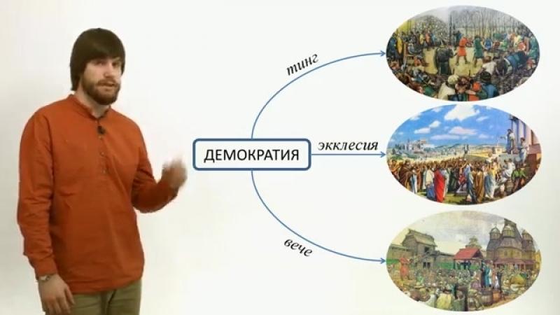 Понятие демократии