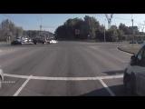 Смотреть с 1:05 Прозрачные жигули )) Строителей, Бердское шоссе !
