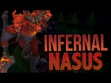 Infernal Nasus Trailer - League of Legends