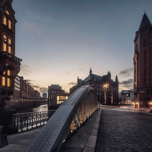 Авиабилеты в Гамбург за 11500 рублей туда-обратно из Москвы