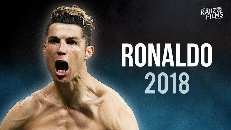 Cristiano Ronaldo - Complete Athlete - Crazy Goals Skills - 2018 | HD