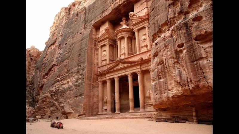 Чудо света Петра древний город в Аравийской пустыне Фильм National Geographic 19 10 2016