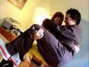 Girl cradles her BF 8