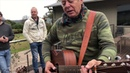 """Tommy Emmanuel teaches """"Saltwater"""" """"Deep River Blues"""" and """"Jolly Swagman"""""""