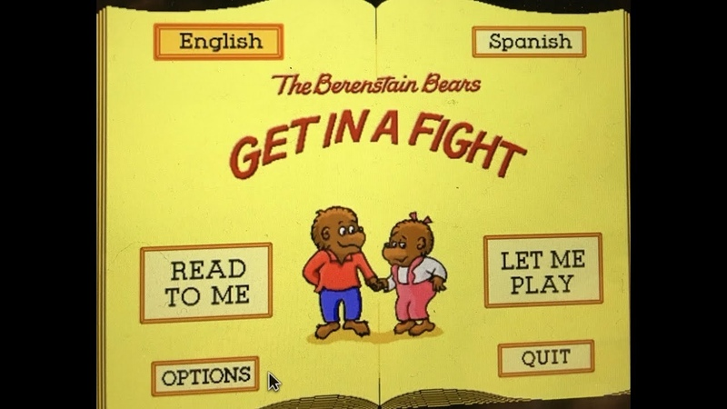 The Berenstain Bears Get In A Fight I Little Ones Story Time Video Library