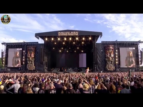 Guns N Roses It's So Easy Live HD BEST QUALITY 09/06/2018 UK Download Festival