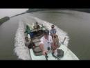 Путешествие по реке Маду Ганга в джунглях Шри Ланка Январь 2018г ВИДЕО Шахов А В