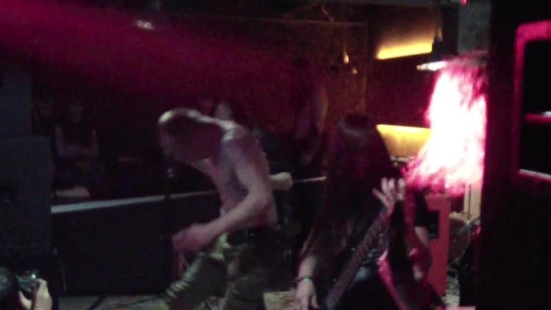 Прах Империй - Live In Walpurgis Natt (02.05.2014)