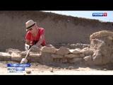 Шаг, равный веку_ сезон археологических раскопок завершается в Фанагории