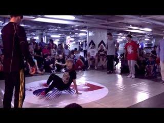 BROTHERHOOD VS MARVEL | Kids 3x3 Semifinal | R16 Slavic 2014