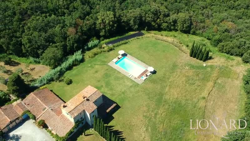Agritourism resort in the province of Pisa, Tuscany, Italy