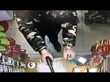 Разбойное нападение с пистолетом и гранатой в Чите