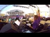 Фонограф_Симфо_Джаз_Бэнд Вокал - TAIINA (USA) Фестиваль Джаз на Неве Санкт_Петербург 22.07.2018