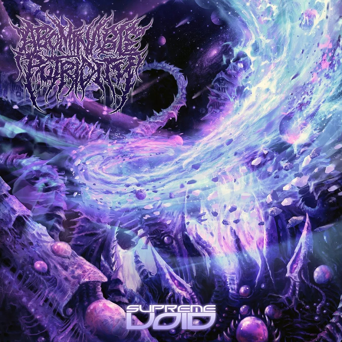 Abominable Putridity - Supreme Void [Single] (2018)