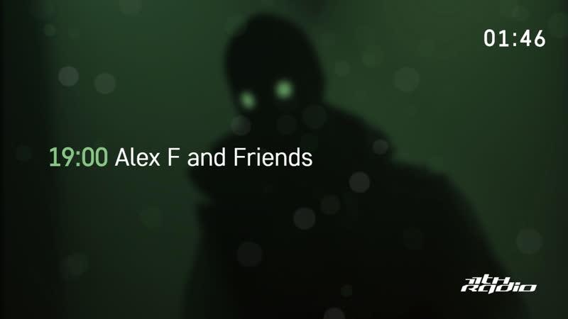 Alex F, Syntez ATF and Timij - Live @ Новые Формы (05.02.2019)