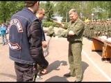 Открытие мотосезона 'Live To Ride MCC' в Борисове 10.05.2014