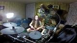 NIGHTWISH - Planet Hell - Drum Cover on Alesis Strike Pro