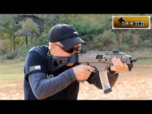 CZ Scorpion EVO 3 Review