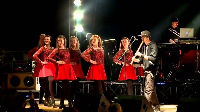 The SIDH INNOVA IDC - Contempo - Live in Montelago Celtic Festival 2014
