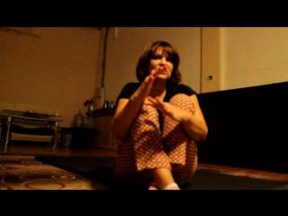 Отзыв от Риты после танцевальной медитации