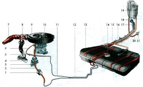 03.топливный насос