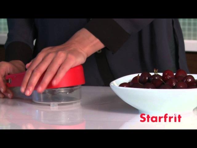 Starfrit Cherry Pitter / Dénoyauteur à Cerise 94238
