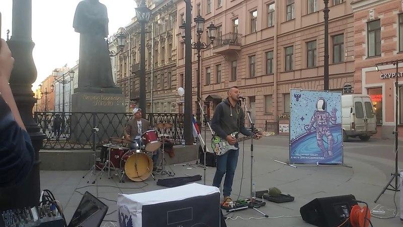 Budda Larin feat. Andrey Drofa - Заря (кусок) 14.04.18
