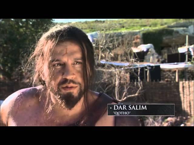 Игра престолов. Дотракийский язык (Dothraki Language)