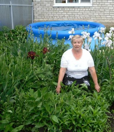 Ольга Горбунова, 25 мая 1947, Тамбов, id223294541