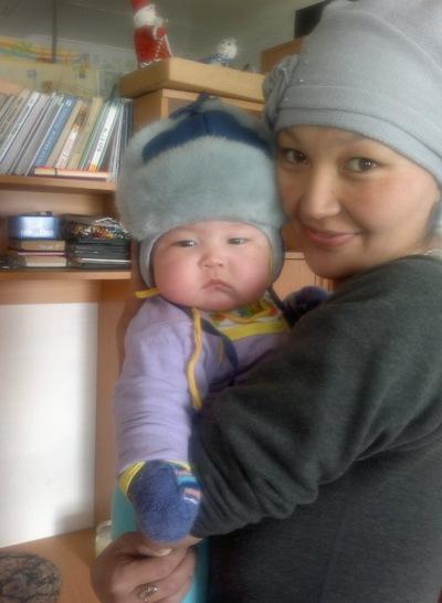 Анна Занаева, 13 декабря , Улан-Удэ, id143919313