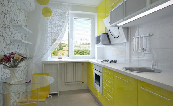 Сочная кухня (1 фото)