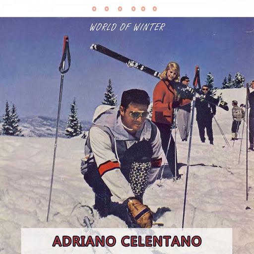 Adriano Celentano альбом World Of Winter