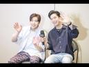 Jongup 종업 Jun CurryAhn 안준성 exclusive interview at KCON New York 2019 KCON 紐約文鐘業 安俊成專訪 B A P 비에이피