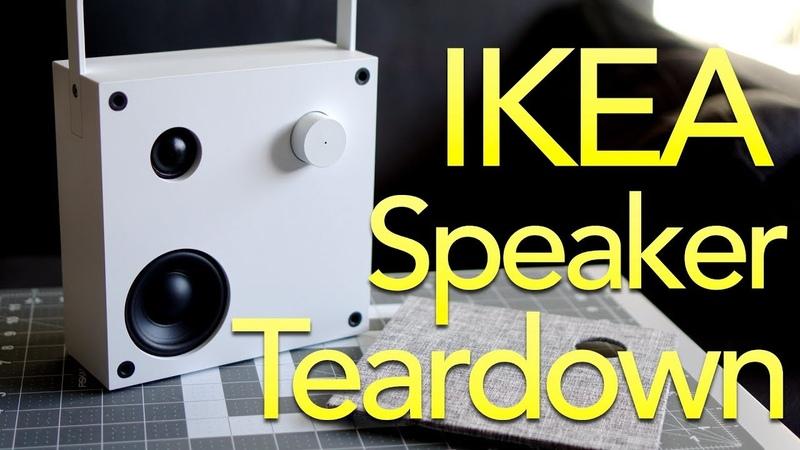 Tearing Down IKEAs Bluetooth Speaker!