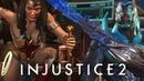 Injustice 2 ОТКРЫВАЕМ ПЕРВЫЕ СУНДУКИ ПРОХОЖДЕНИЕ №4 iOS Gameplay