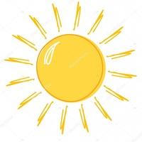 """Логотип """"Счастливый"""". Частный детский сад. Н.Новгород"""