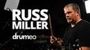 Russ Miller: Becoming A Musician, Not Just A Drummer (FULL DRUM LESSON)