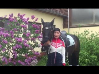 Инесса Меркулова приглашает на Всероссийский пони-форум