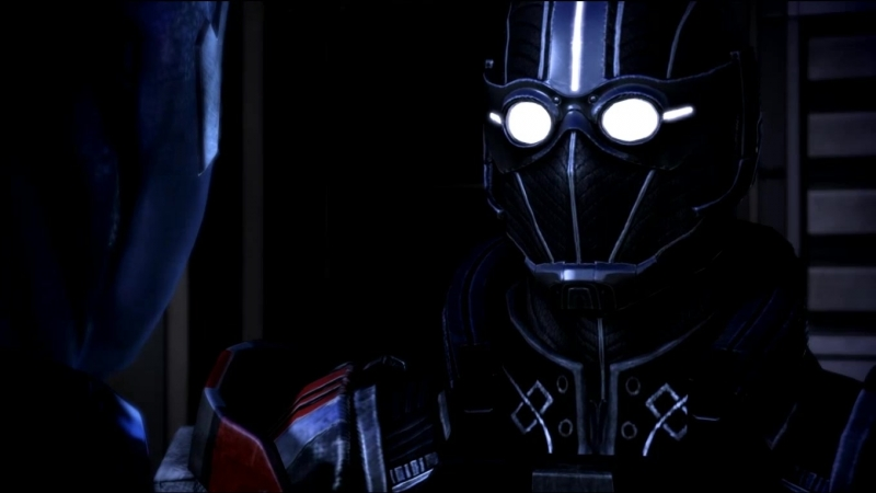 Mass Effect 3: Подарок от Лиары.