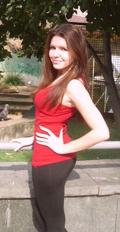 Настя Борисова, 21 сентября , Москва, id150258416