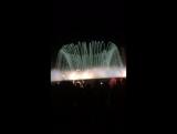 Барселона , плаца Испания поющие фонтаны