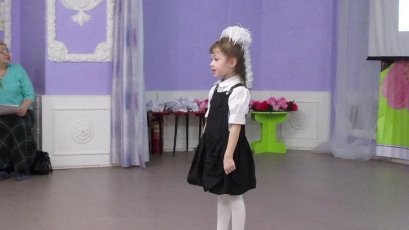 MVI_0022Детская образовательная конференция исследователей (ДОКИ) по теме Красота окружающего мира в 339 детском саду.