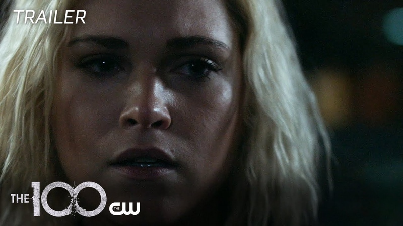 The 100   How We Get To Peace Trailer   The CW